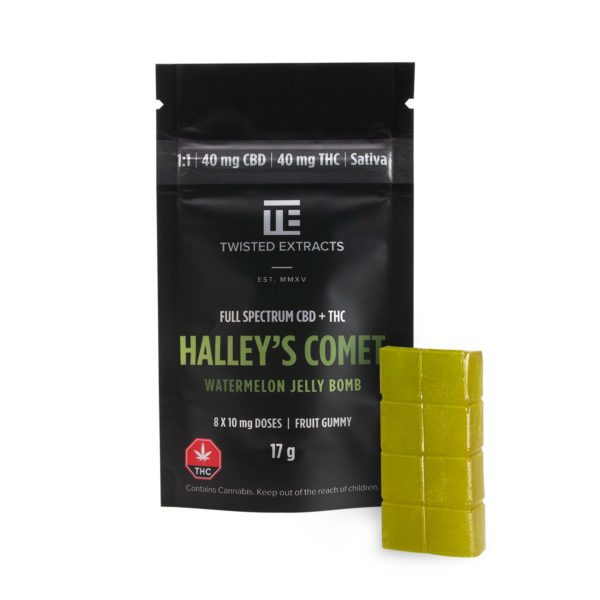 Twisted Extracts Halley's Comet Watermelon Jelly Bomb