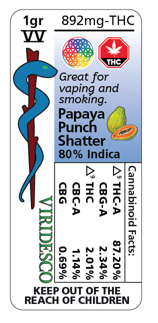 Papaya Punch Shatter V1 2019 03 14 01 1